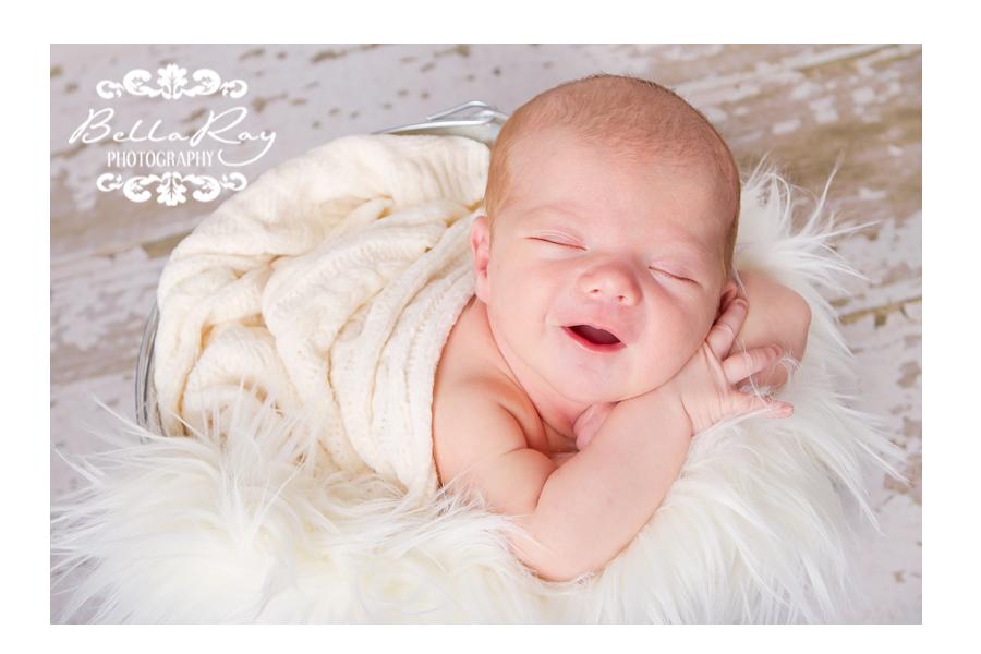 Newborn Baby Hudsen / Topeka Photographer